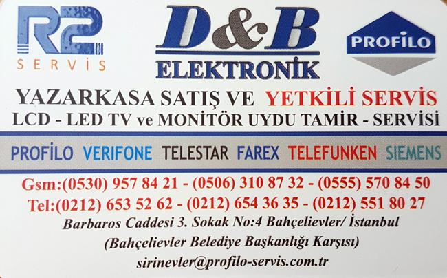 D&B Elektronik