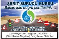 Şerit Sürücü Kursu (Ehliyet için doğru adres)