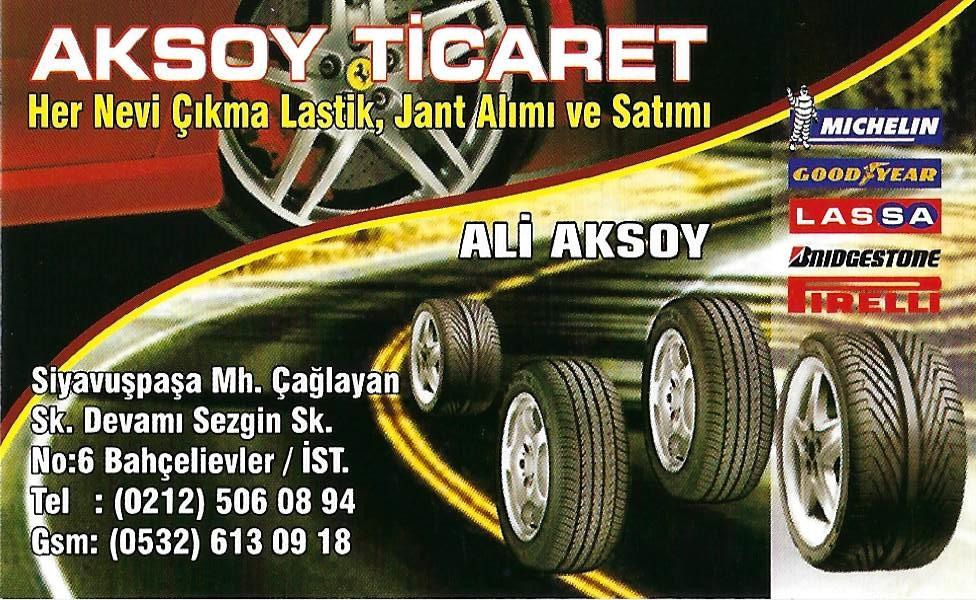 Aksoy Ticaret
