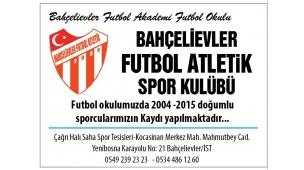 Bahçelievler Futbol Atletik Spor Kulübü (Futbol okulu)