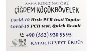 Covid-19 Testi- PCR
