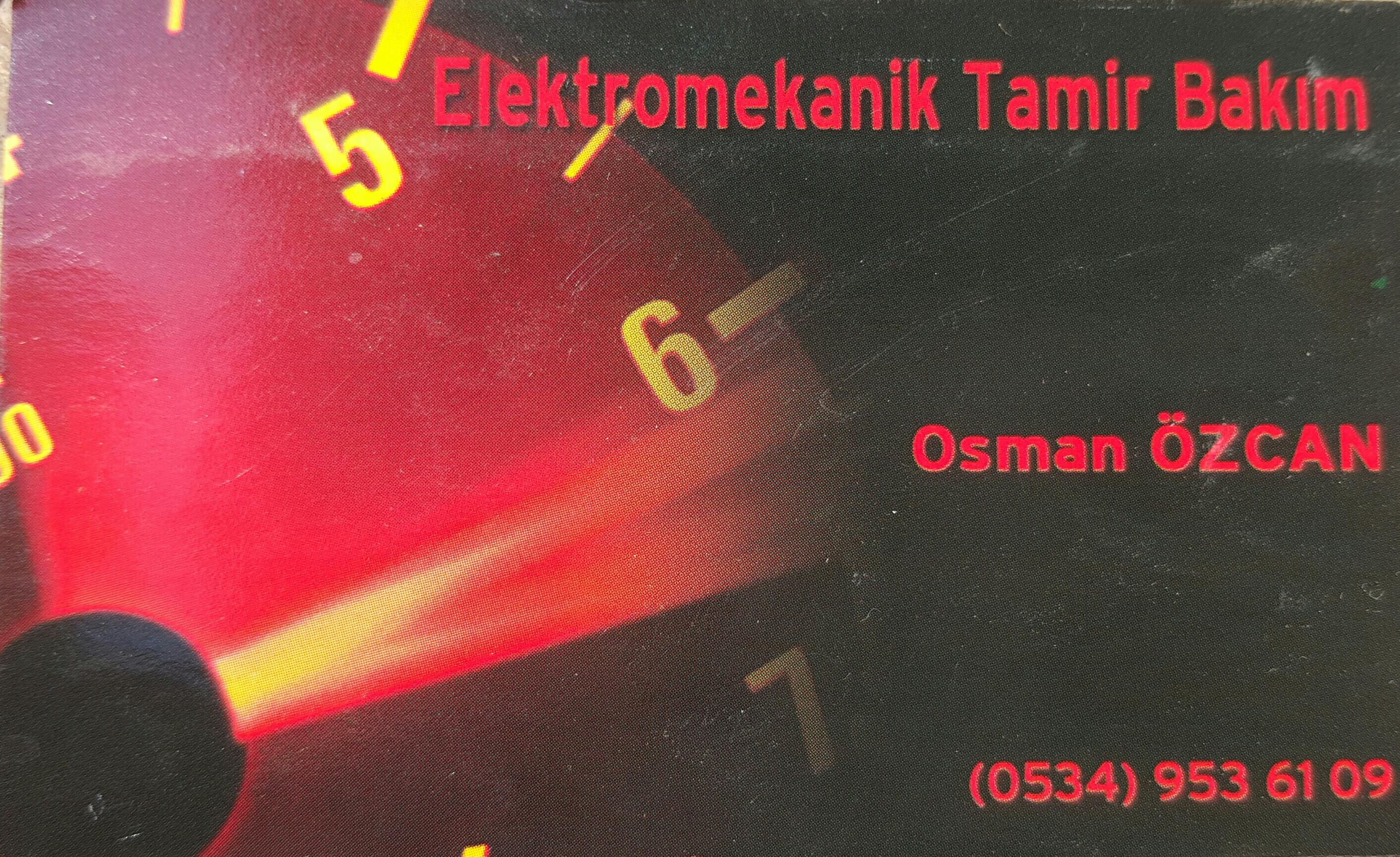 Bağcılar Elektromekanik Oto Tamir Bakım