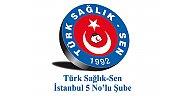 Türk Sağlık-Sen İstanbul 5 No'lu Şube