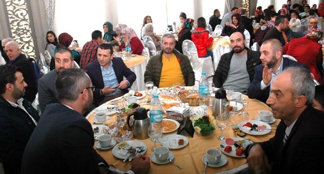 Dilaver Turizm 22. yılını çalışanlarıyla kutladı