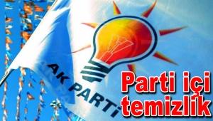 AK Parti'de FETÖ temizliği başlıyor...