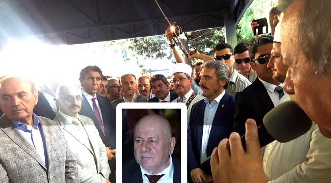 Osman Develioğlu'nun babası vefat etti