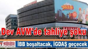 İBB ile Marmara Forum anlaştı, kiracılar ortada kaldı