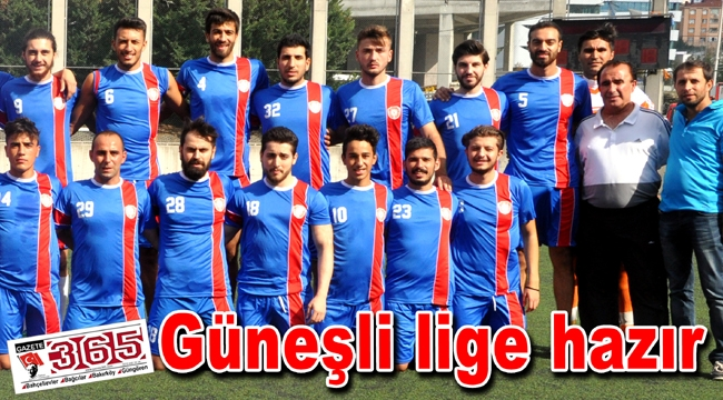 Bağcılar Güneşlispor'a Aksaray zayıf geldi: 5-0