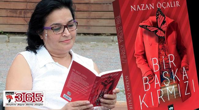 Gazeteci Nazan Öçalır'ın yeni kitabı çıktı