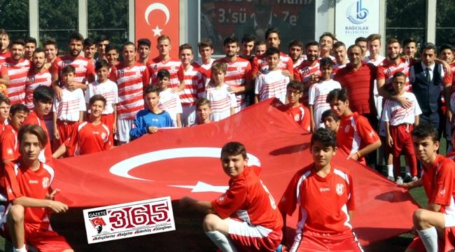 Mahmutbeyspor'dan muhteşem sezon açılışı…