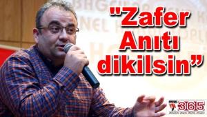 """""""15 Temmuz Zafer Anıtı dikilsin"""" teklifi…"""
