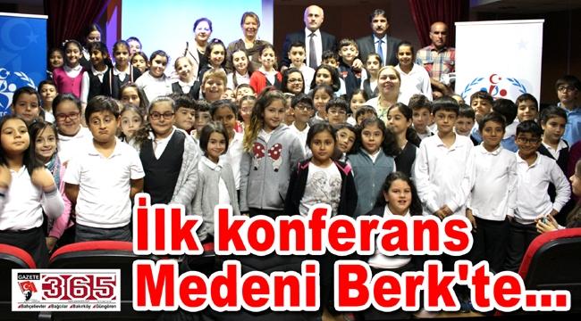 Bakırköy'de çocuğun gelişiminde sporun önemi anlatıldı