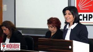 CHP'li kadınlar, kadınların sorunlarını ele aldı