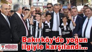 Fikret Orman, Beşiktaşlılar Derneği'nin açılışına katıldı