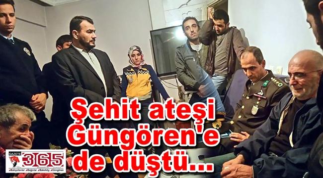 Güngörenli Üsteğmen Murat Taylan Öncel şehit oldu