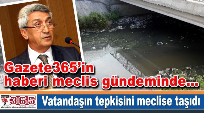 Hasan Tapan Gazete365'in haberini meclise önerge olarak sundu