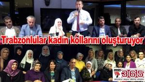 Kadınlar Trabzonlular Derneği'nde buluştu