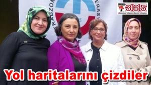 Trabzonlu kadınlardan dayanışma örneği…