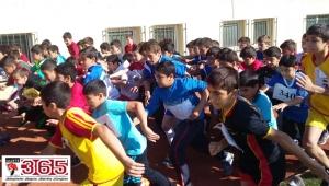 Yüzlerce öğrenci 'Cumhuriyet Koşusu'na katıldı