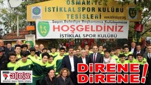 Bakırköy Belediyesi ile İstiklal Spor Kulübü uzlaştı