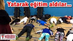 Bakırköy'de sporcu eğitim programları devam ediyor