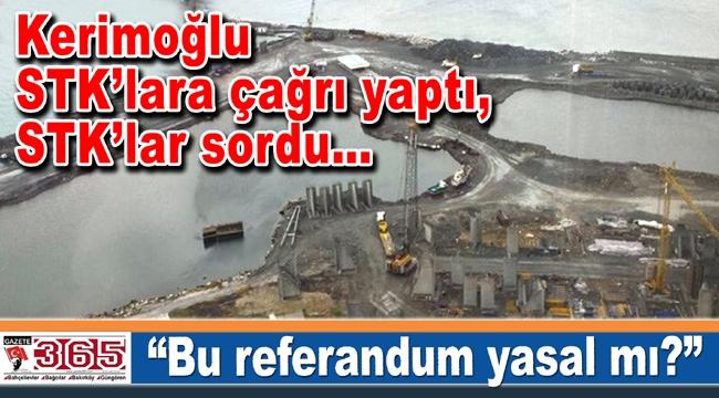Bakırköy'deki mega yat limanı için sandık kurulacak