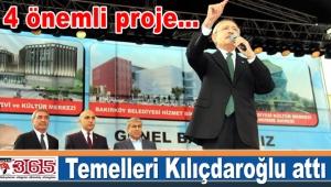 Bakırköy'e 4 yeni hizmet binası: Belediye, cem evi, kültür merkezi…