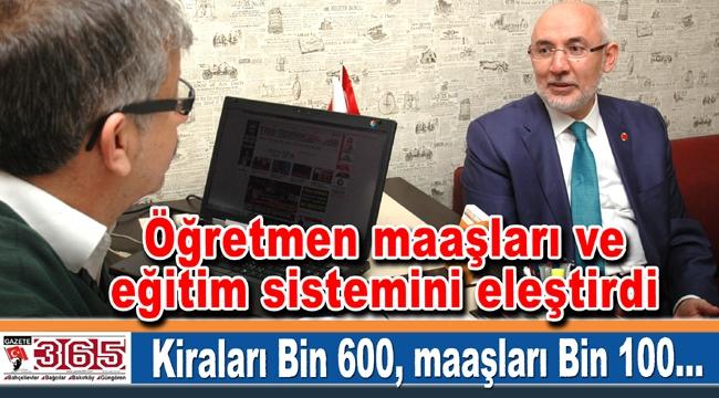 Başkan Akçay sert çıktı: Bu böyle gitmez, değişmesi lazım!