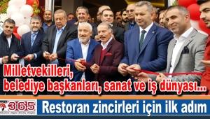 'Ehl-i Ziyafet Türk Mutfağı' kapılarını Bahçelievler'de açtı