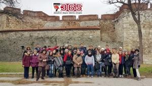Güngören Erdem Bayazıt öğrencileri Bulgaristan'a gitti