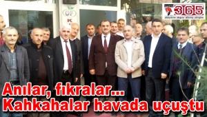 OF KIYIDER Başkan Karaman'ı ağırladı