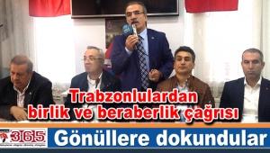 Trabzon Of-Hayrat Birleşik Makililer Derneği gönüllere dokundu