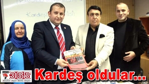 Trabzon ve Mardin derneklerinden 'Kardeşlik Köprüsü' adımı…