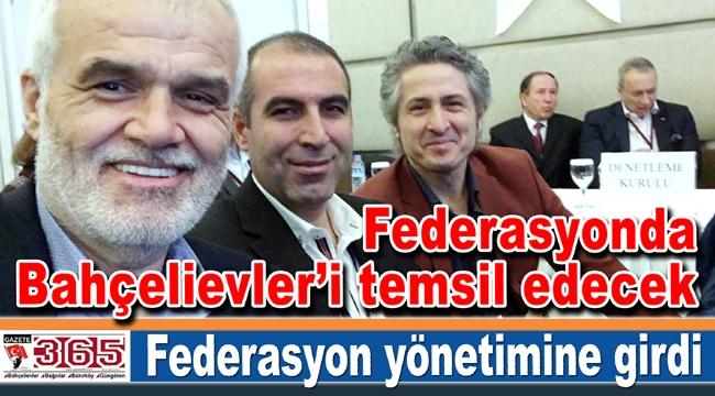 Zülküf Türkoğlu'na bir önemli görev daha…