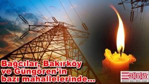 3 gün boyunca elektrik kesintileri yaşanacak