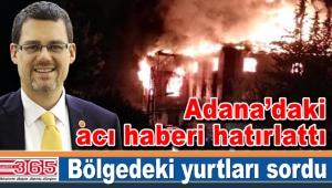 Berke Merter İstanbul'un yurtlarını İBB gündemine taşıdı