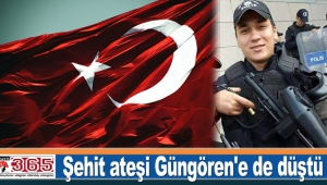 Beşiktaş'taki hain saldırıda Güngörenli polis de şehit oldu