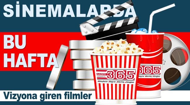 Bu hafta vizyona giren filmler- 9 Aralık