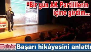 CHP'li Başkan İmamoğlu Bahçelievler'de belediyecilik dersi verdi