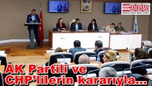Meclis asli yetkisini Başkan Kerimoğlu'na devretti