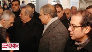 Osman Develioğlu'nun dayısı vefat etti