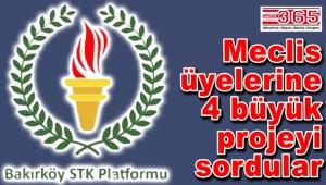 STK'lardan Bakırköy Belediyesi'ne 12 maddelik metin…