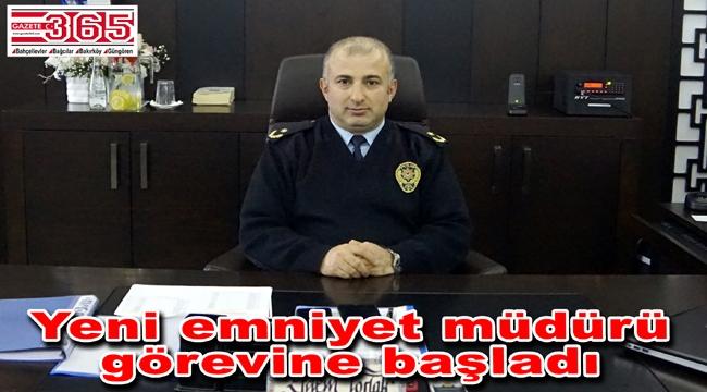 Bakırköy İlçe Emniyet Müdürlüğü'ne yeni isim...
