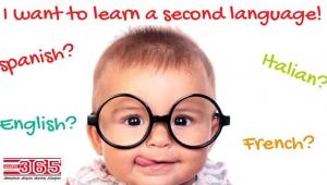 DİKKAT! Birden çok dile maruz kalan bebek geç konuşabilir!