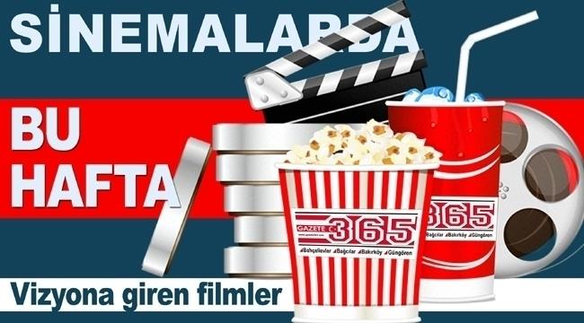 Bu hafta vizyona giren filmler- 20 Ocak