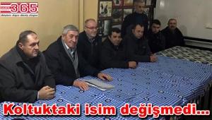 Güneşli Marmara Derneği'nde yönetim güven tazeledi