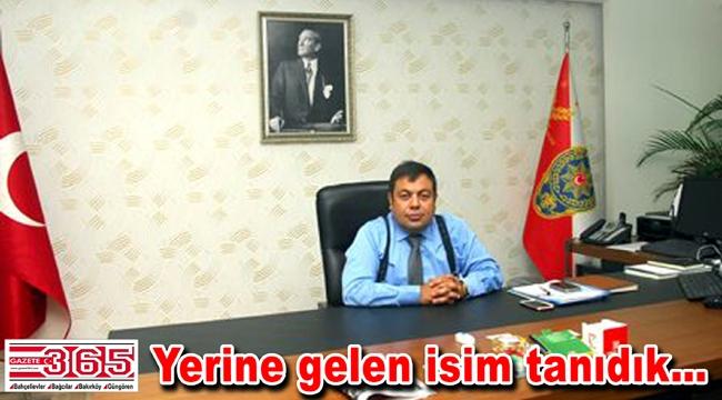 Güngören Emniyet Müdürü Murat Bingöl, Adalar'a atandı