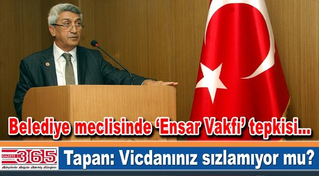 Hasan Tapan Bahçelievler'deki 'Safiye Sultan Kız Öğrenci Yurdu'nu sordu…