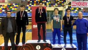 İhlas Koleji öğrencisi güreşte İstanbul şampiyonu…