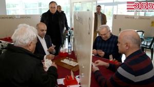 İstanbul kış açık briç turnuvası başladı